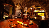Black Angel's Bar: As one of the 50 World's Best Bars, Black Angel's drink list is meticulously influenced by 1920s-1930s classy style. At this elegant bar, you'll find the best rums, vodkas and cigars options. Indulge all the way and make sure to reserve a table. MAP