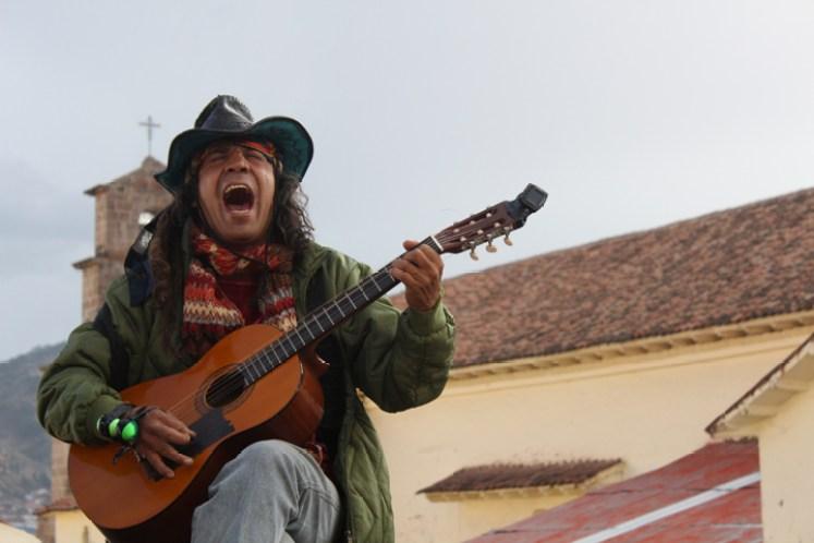 Travel Song Peru documentary musician