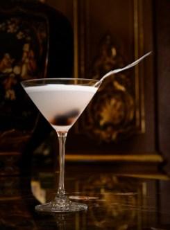Cocktails at The Peninsula Paris