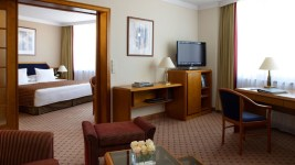 Prague 4: Corinthia Hotel Prague is a 5-star option with a variety of rooms and suite, plus an indoor pool. (Reserve) MAP