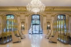 The Lobby Restaurant - The Peninsula Paris