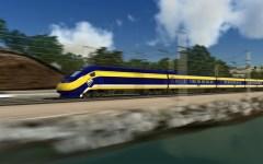 Facebook California High-Speed Rail Authority