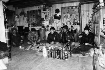 Inside a local Bhutanese home