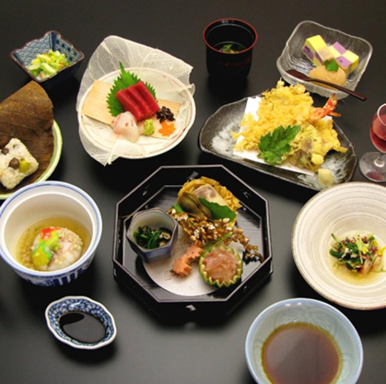 Aoi Marushin tempura tokyo japan restaurant