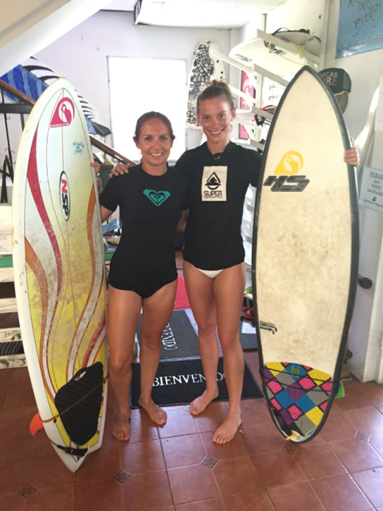 Ryan Western Give & Surf Bocas del Toro