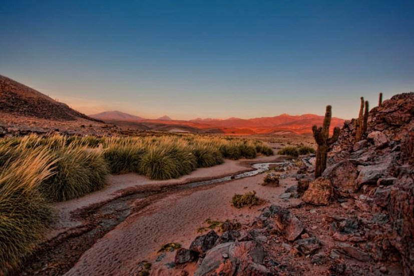 Justin Jensen via Flickr Chile Punta del Inca