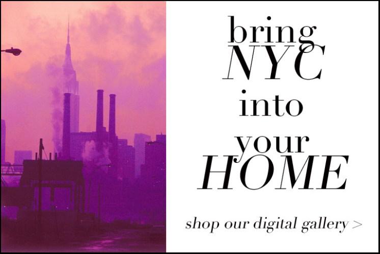 NYC photographs shopify JST.COM