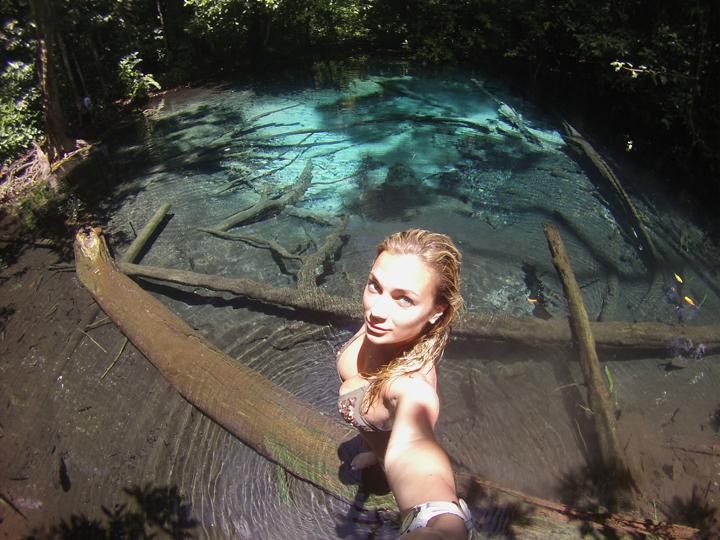 Thailand Crystal Pool
