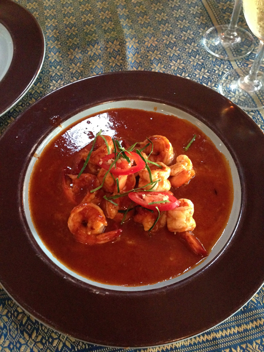 Thailand happy hour food