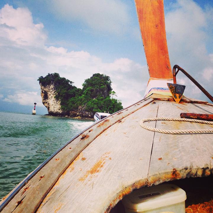 Thailand island tour