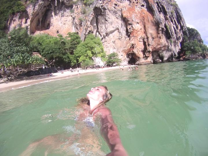 Thailand Railey Beach