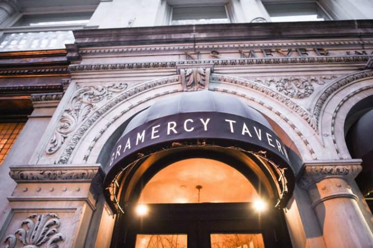Facebook Gramercy Tavern restaurant nyc