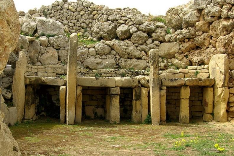 Flickr tpholland Gozo Malta temples