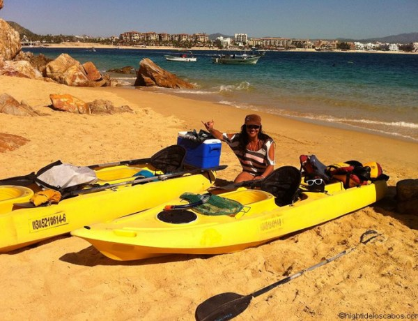 High Tide Los Cabos Glass Bottom And Snorkel Kayak At The Arch