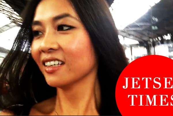Jetset Minute video cover French countryside