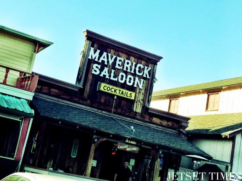Santa Ynez Valley saloon