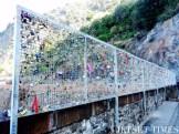 Love locks found along Via dell'Amore