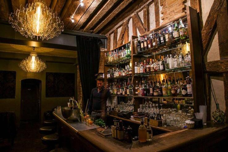 Facebook Experimental Cocktail Club Paris