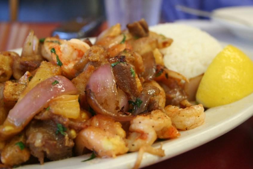 Facebook Mario's Peruvian Restaurant LA