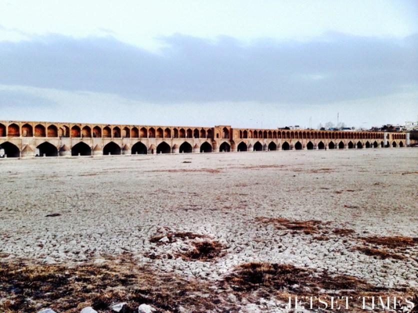 Isfahan bridge, Iran