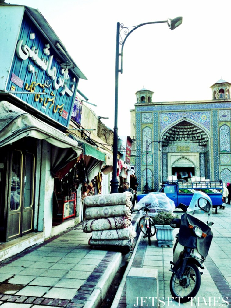 Shiraz market, Iran