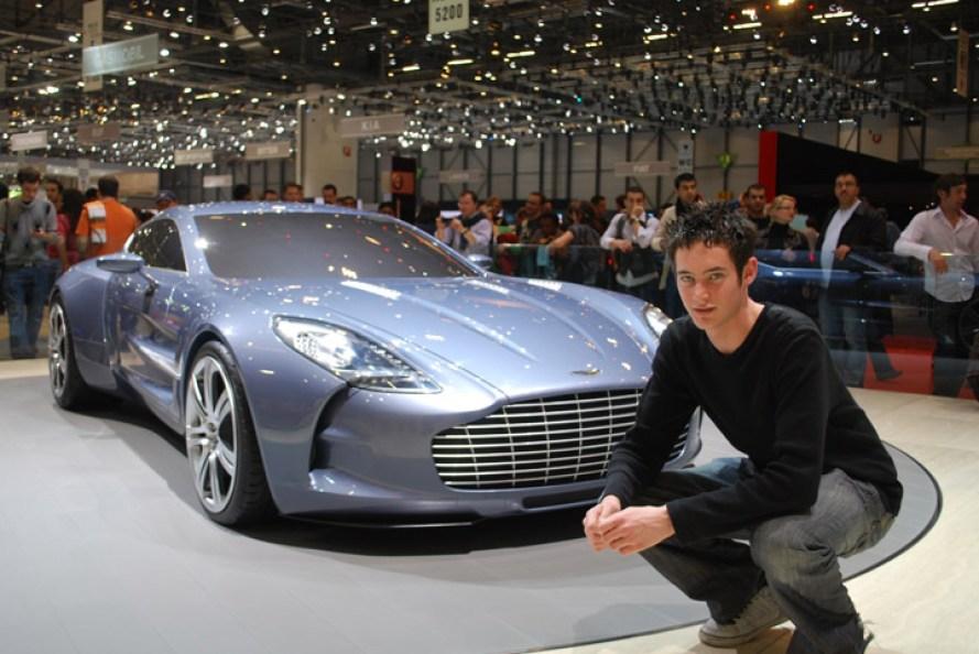 Henry Ward Geneva Motor Show