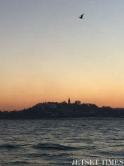 17. The skyline of Istanbul.