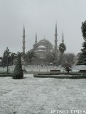 7. Sultan Ahmed Mosque or the Blue Mosque.