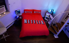 Airbnb Netflix and Chill room NYC