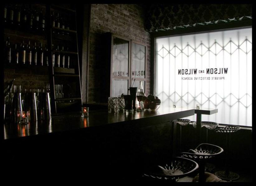 Facebook Bourbon and Branch San Francisco bar
