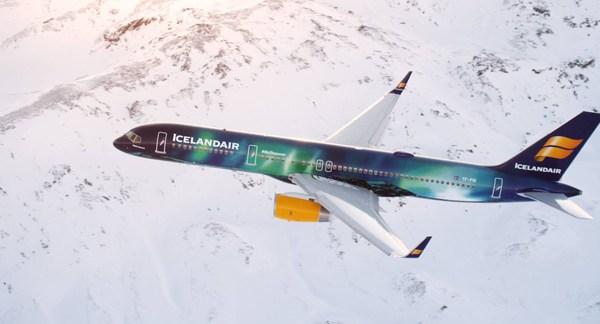Facebook Icelandair