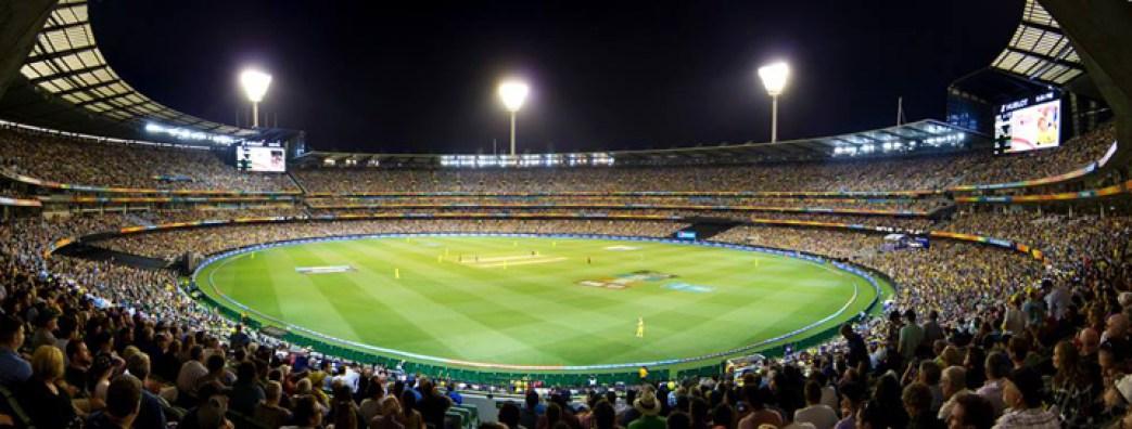 Facebook Melbourne Cricket Ground (MCG)