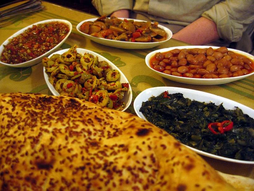 Flickr JohnPickenPhoto Turkey food meze