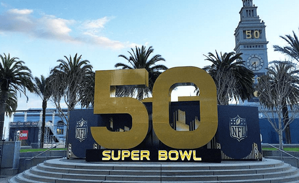 SuperBowl 50 San Francisco