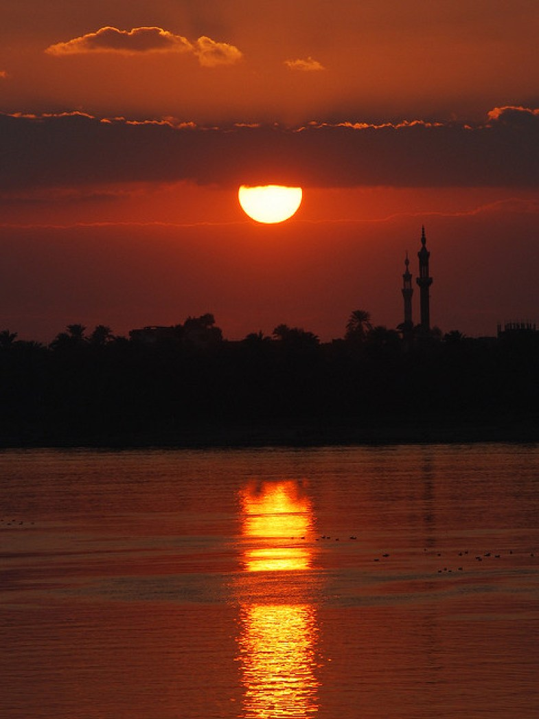 Flickr Michael Gwyther-Jones Nile River Egypt