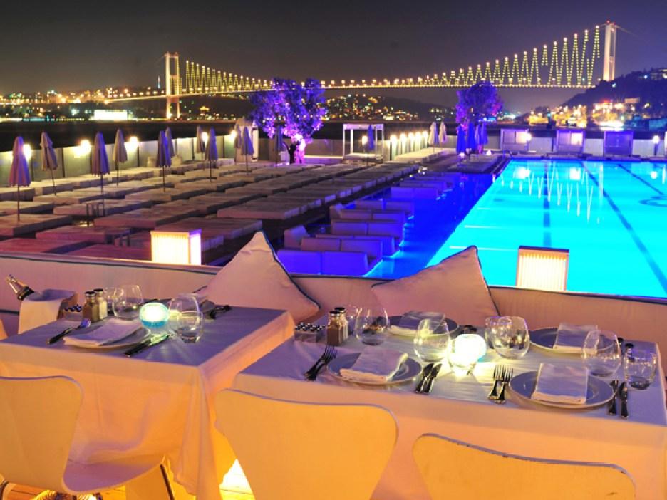 360 Istanbul Turkey view