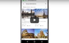 Google Destination