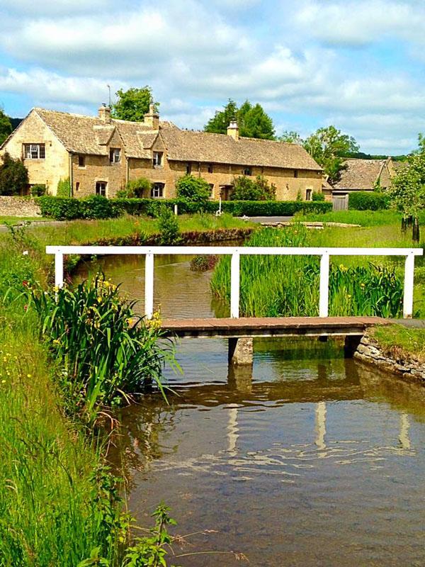 English village Lauren Goerz