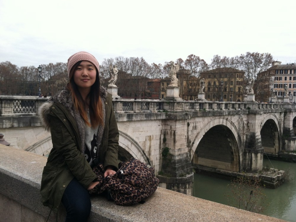 Tiber River Rome Nadia