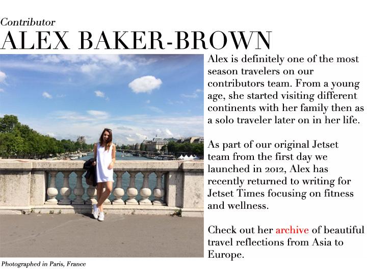 Alex Baker-Brown contributor profile