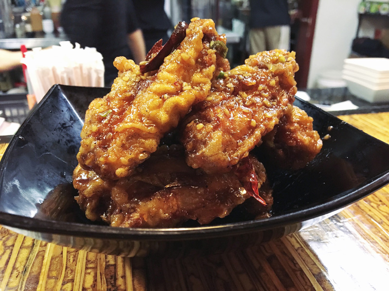 SO Chicken Wings San Francisco