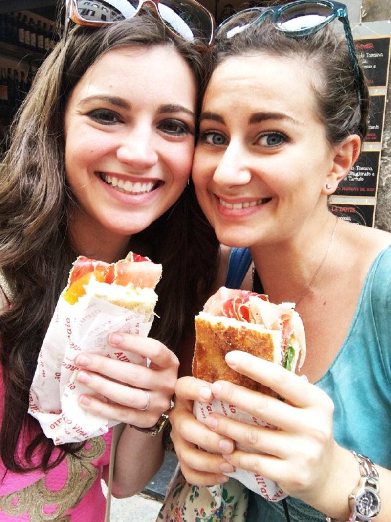 Sandwiches Amanda Tuscany