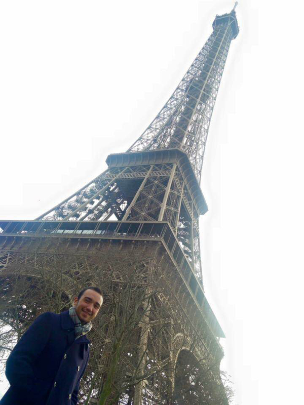 Von Scully eiffel tower