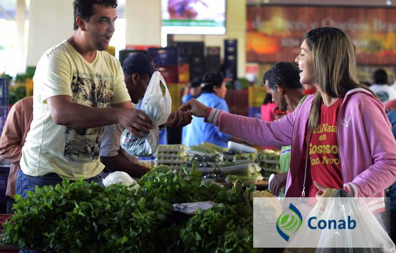 Facebook Companhia Nacional de Abastecimento - Conab