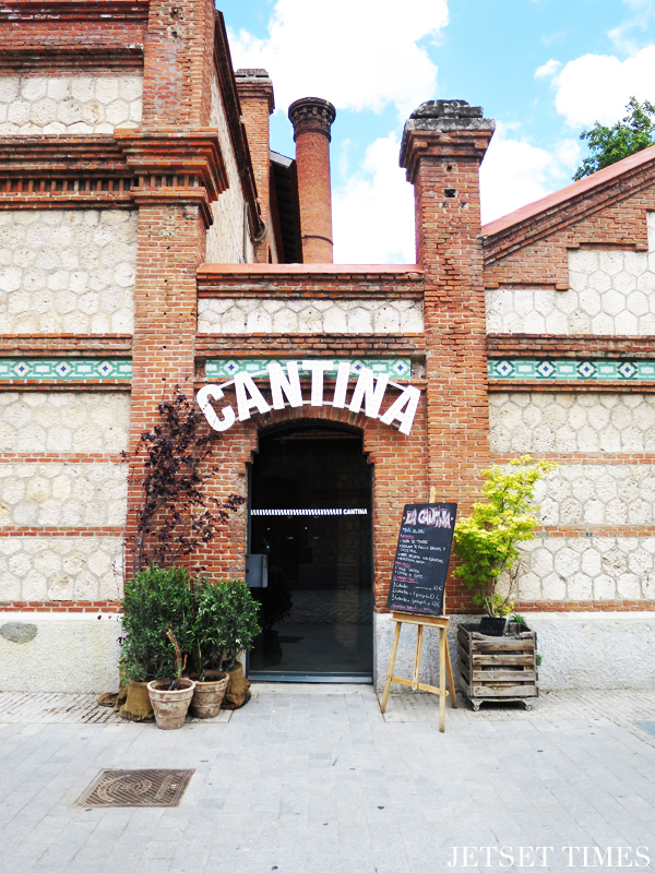 MADRID cantina