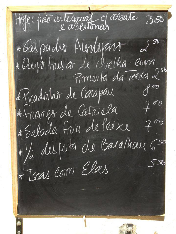 Top 5 Lisbon Restaurants and Bars, taberna da rua das flores facebook