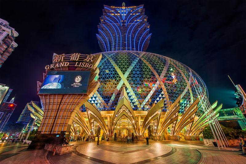 The Grand Lisboa in Macau image