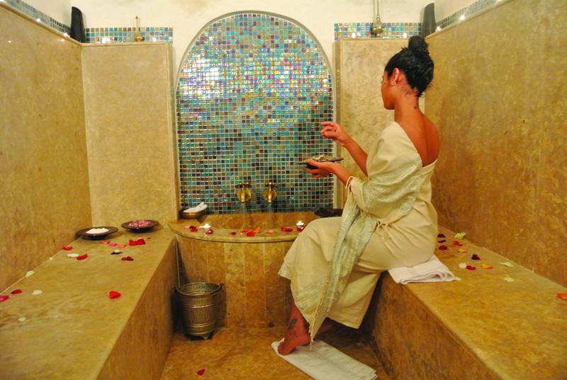 hammam 8 marrakech spas hammams for the best vacation scrubdown