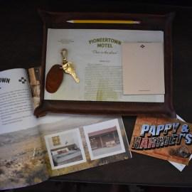 Desert memorabilia