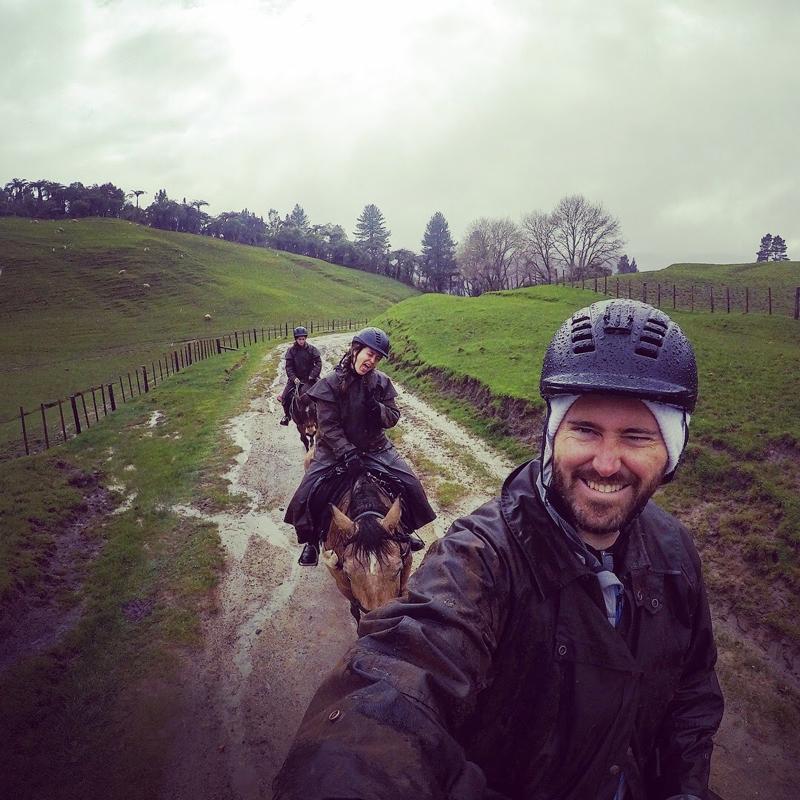 Rotorura Horse Trekking